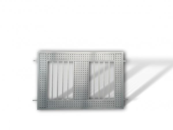 Egyedi alumínium kerítés